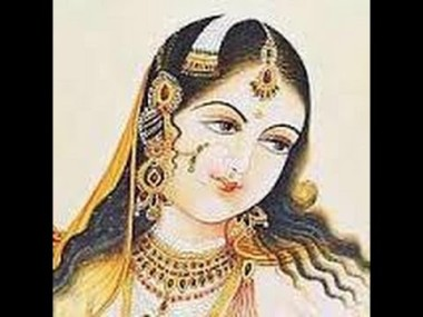 chitrani woman