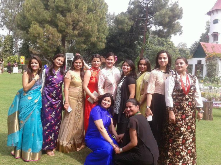 Indian army wives