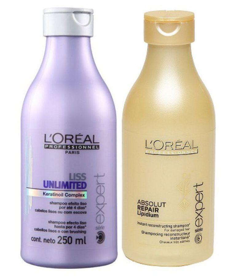 L-oreal-Professional-Shampoo