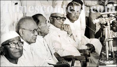 Acharya-J-B-Kripalani-C-B-Gupta-Jai-Prakash-Narain-Morarji-Desai-Atal-Bihari-Vajpayee