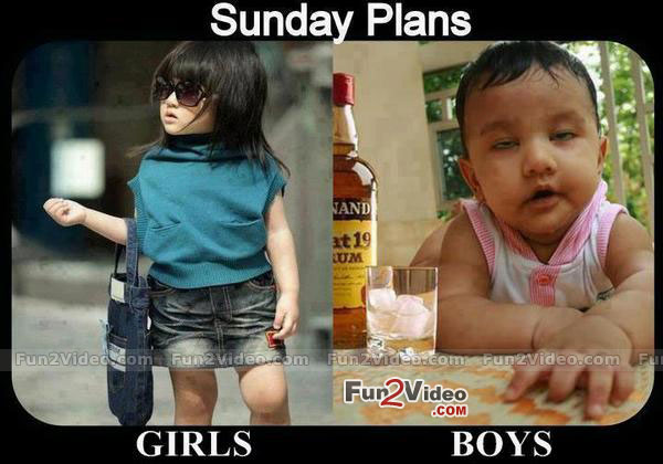 sunday-plans-of-boys-and-girl