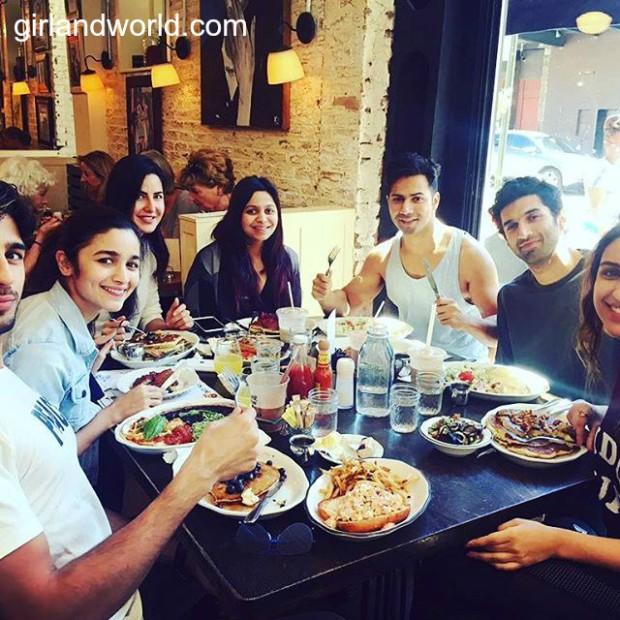dreamteam team lunch
