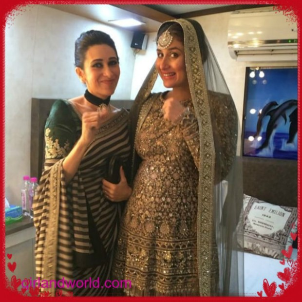 kareena baby shower