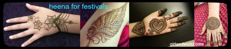 heena-for-festivals