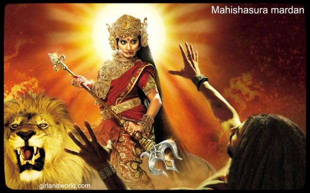 mahishasura-mardan