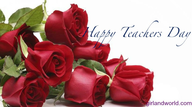 teachers day card