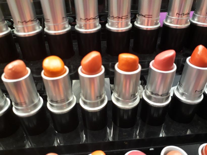 MAC Lipstick review