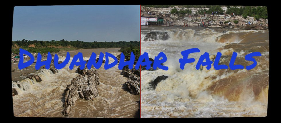 jabalpur tourist spots waterfalls