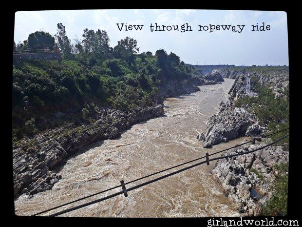 jabalpur tourist spots waterfall