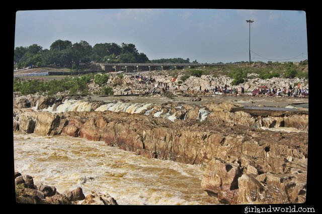 jabalpur tourist spots waterfalls