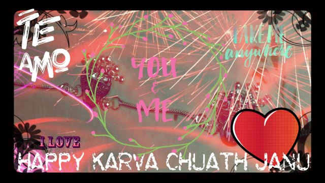 karva chauth quotes wishes greetings card