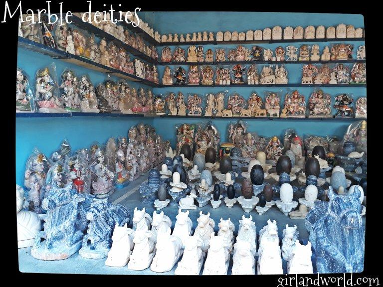 marble-deities