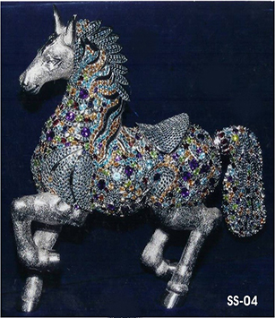 sterling-silver-horse