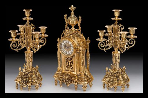 virtus-clock-candlesticks-54054-54056