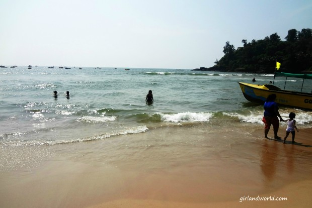 Goa honeymoon beaches