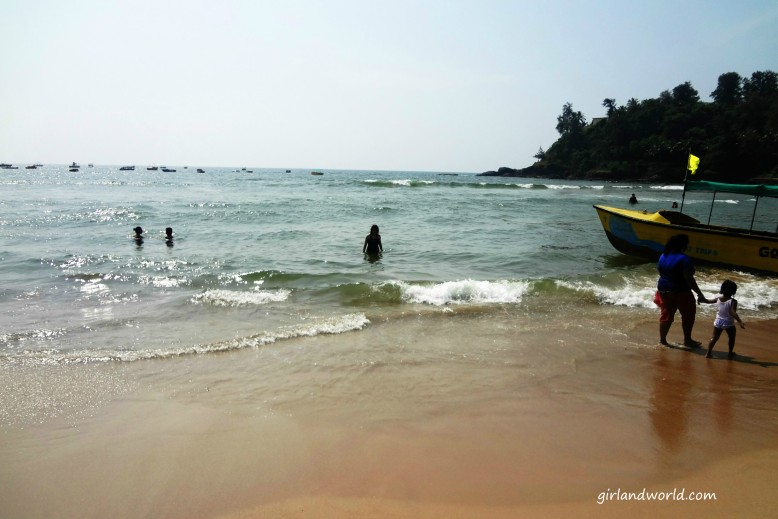 Goa honeymoon beaches