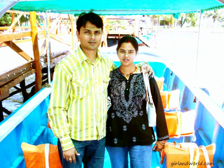 Goa honeymoon couple