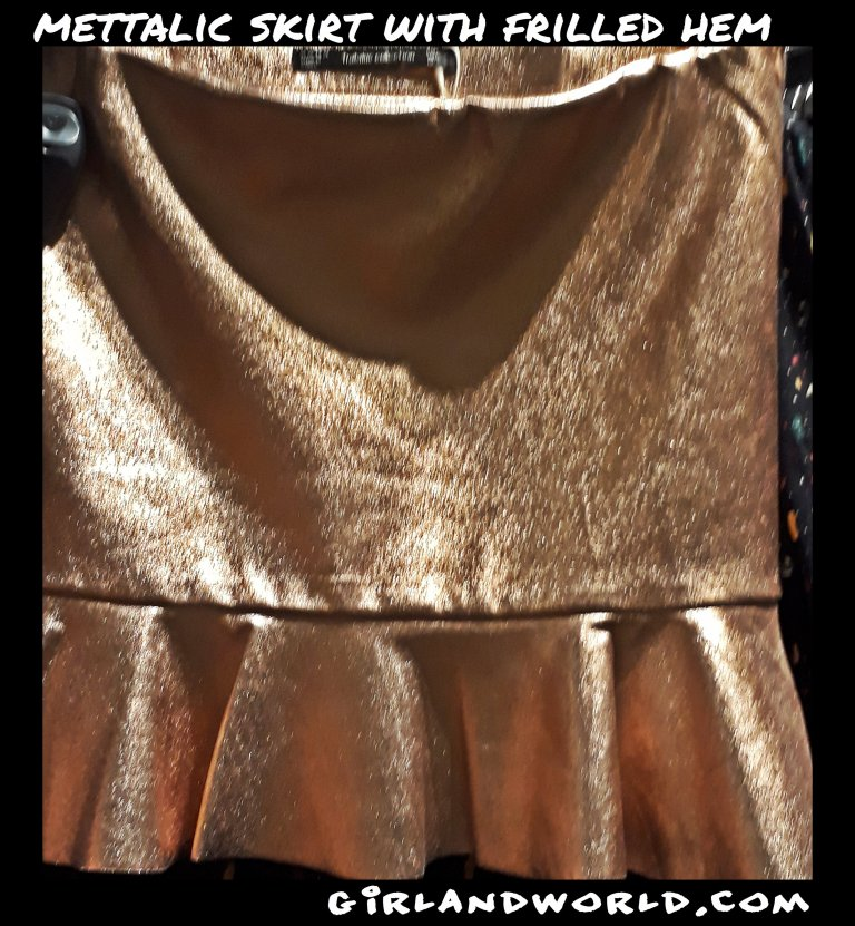 mettalic-skirt-with-frilled-hem2290