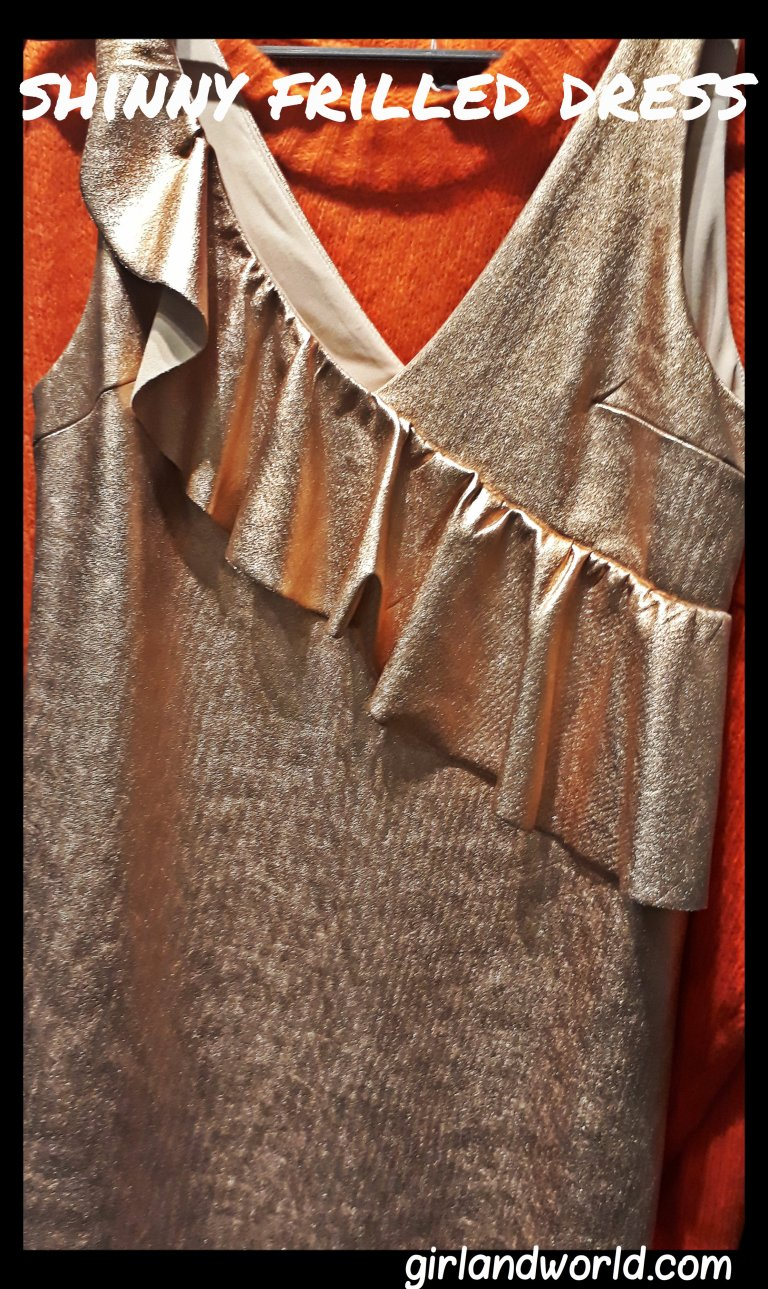 shinny-frilled-dress