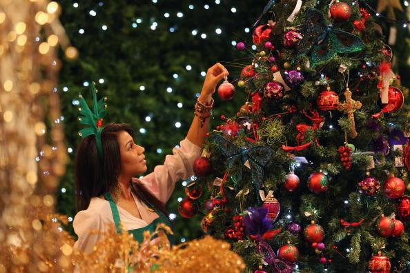 Selfridges Launch Their Christmas Store