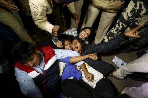 Bengaluru mass molestation