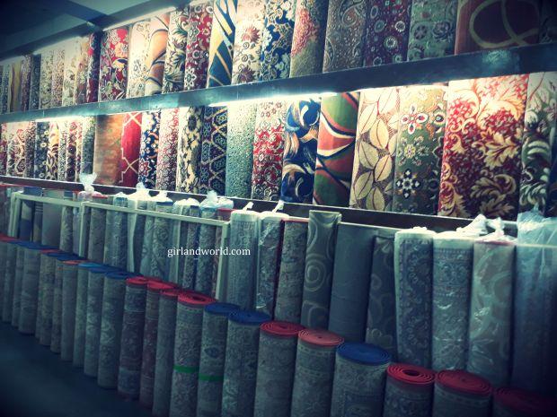carpet factories in Jammu