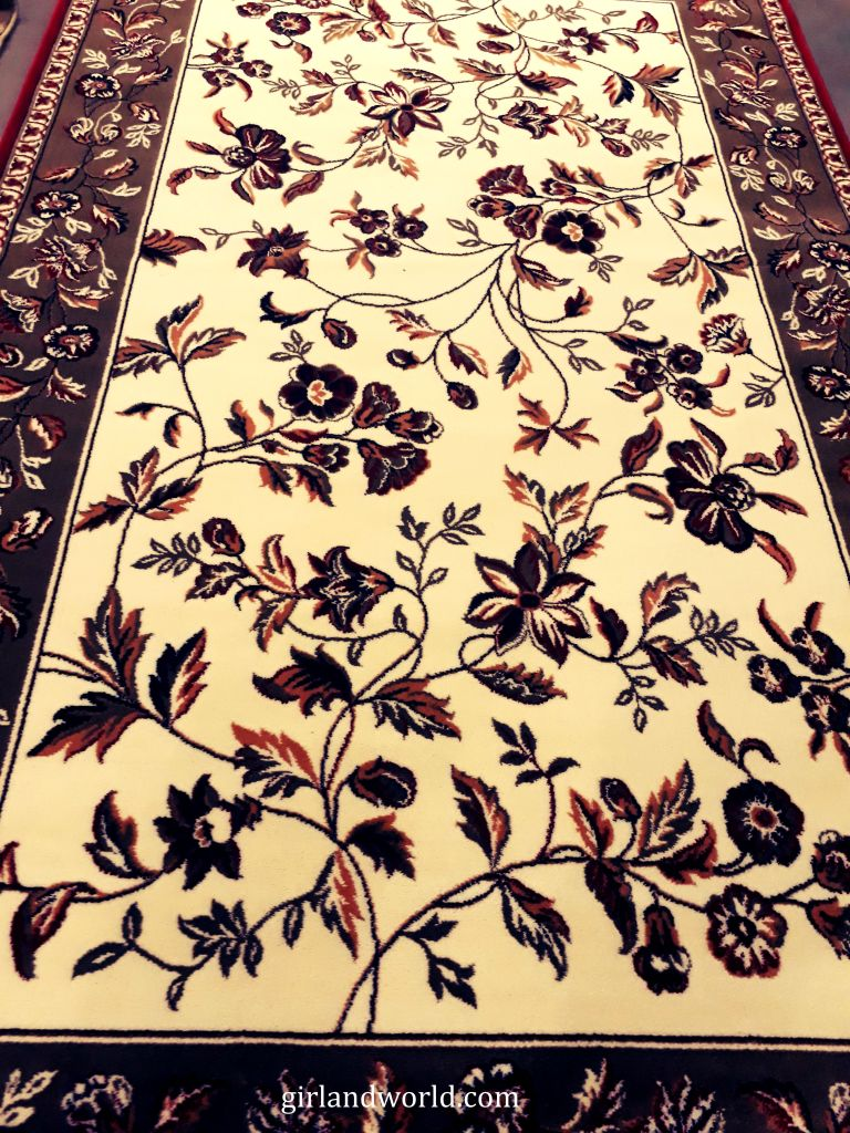 exclusive carpet designs