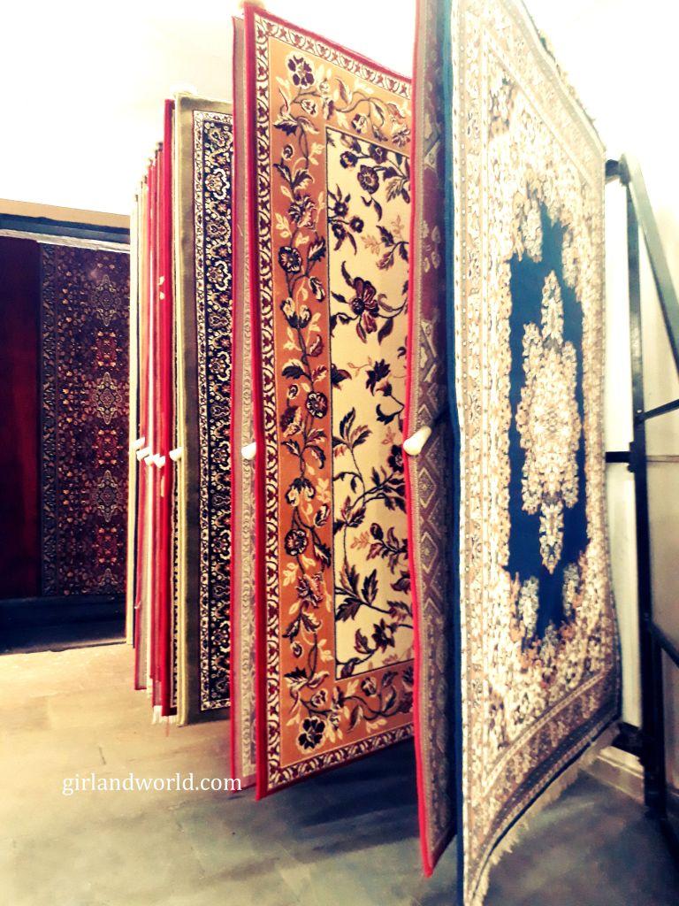 usual carpet length