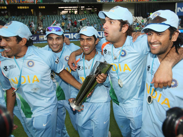 T20 world cup 2007 mahendra singh dhoni