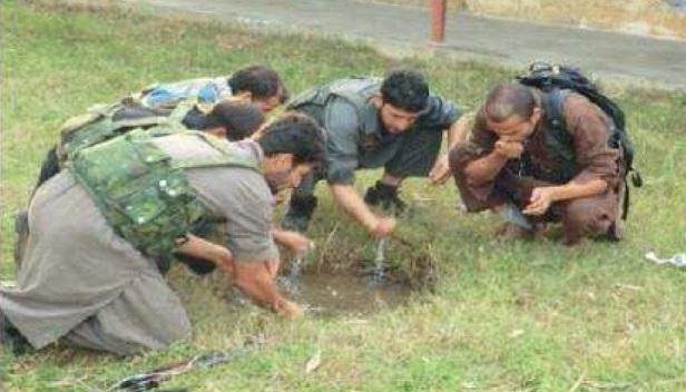 indian special forces para commandos