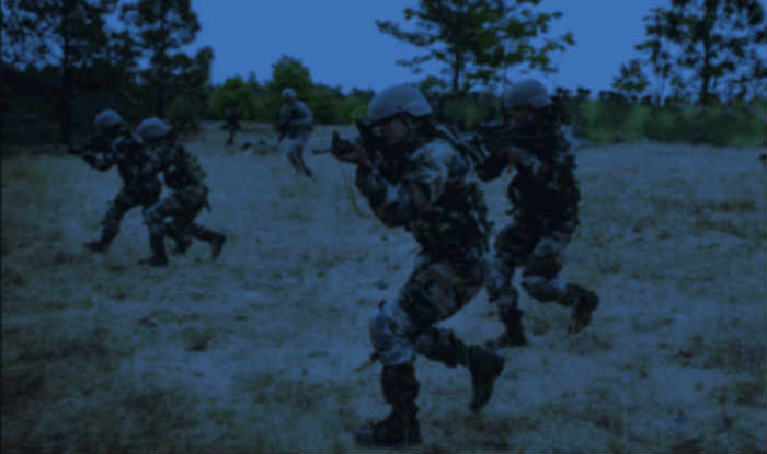 Indian special forces para commando
