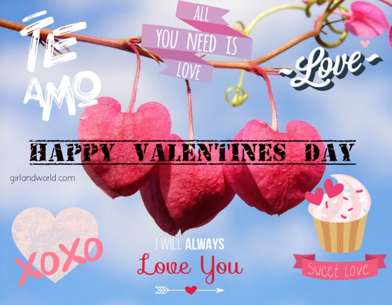 Valentine Day 2017 Valentine week 2017 Valentine day card