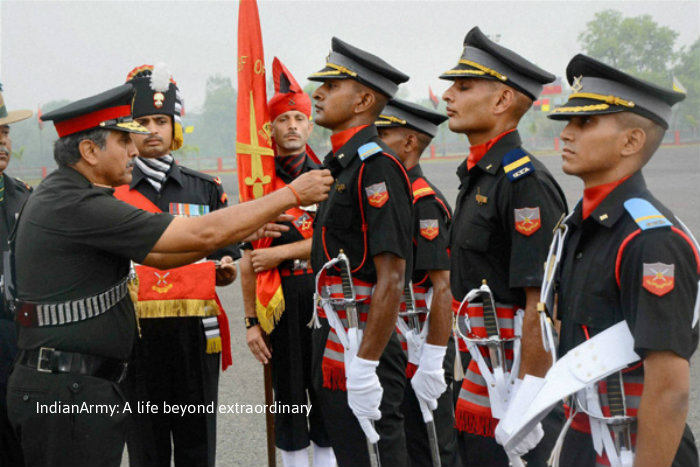 ima cadet pop academy army officer young officers passing out parade indian military academy