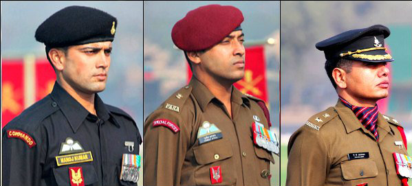 What Do Girls Have To Say About Handsome Indian Army Officers?