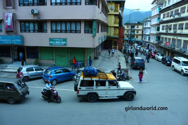 Bhutan Phuentsholing  things to do sight seeing hotel food bakery border city of bhutan how to go