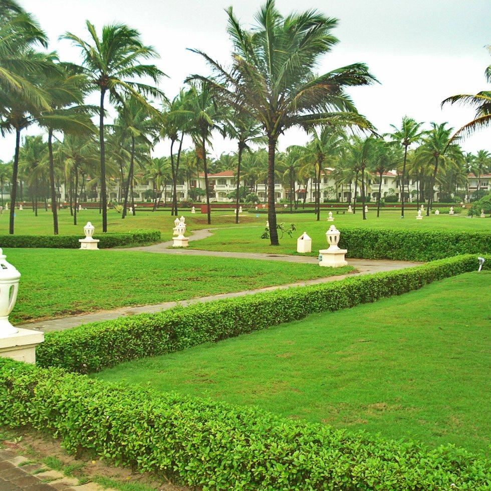 Taj exotica, travel blog, taj exotics review india finest hotels