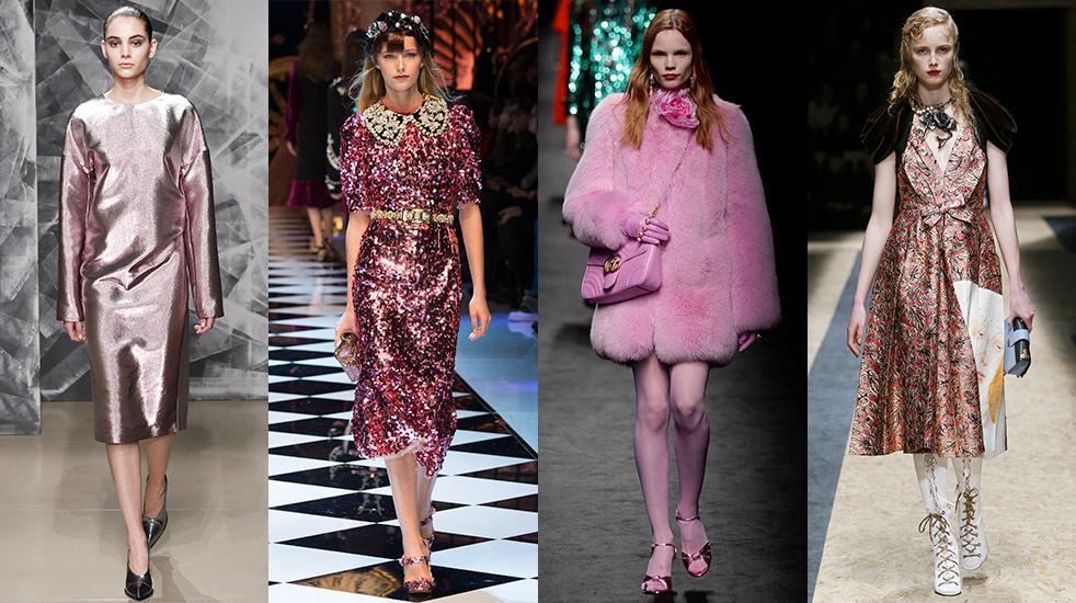 10 Autumn Winter 2017 Top Fashion Trends Girlandworld
