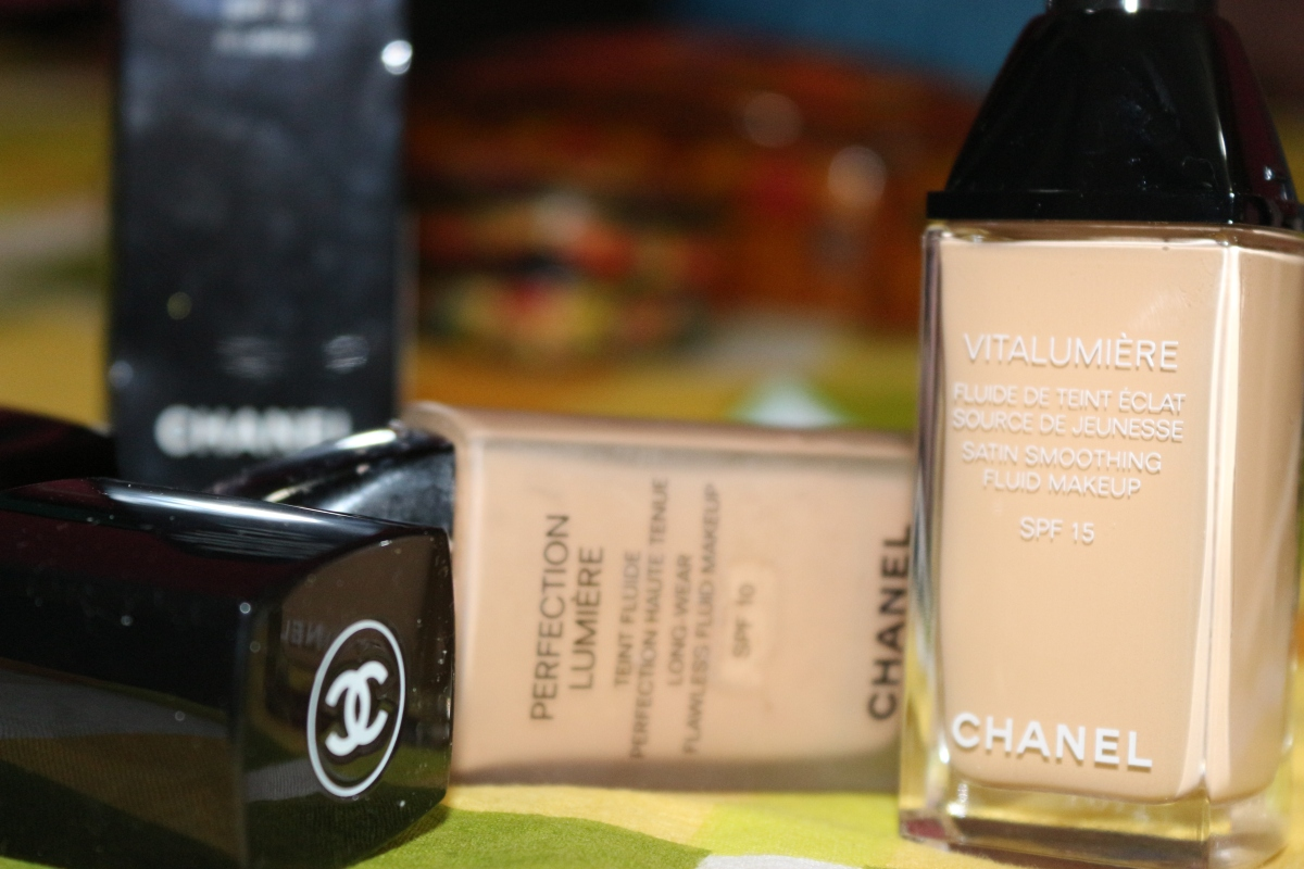 Chanel Foundations:The best among the best foundations