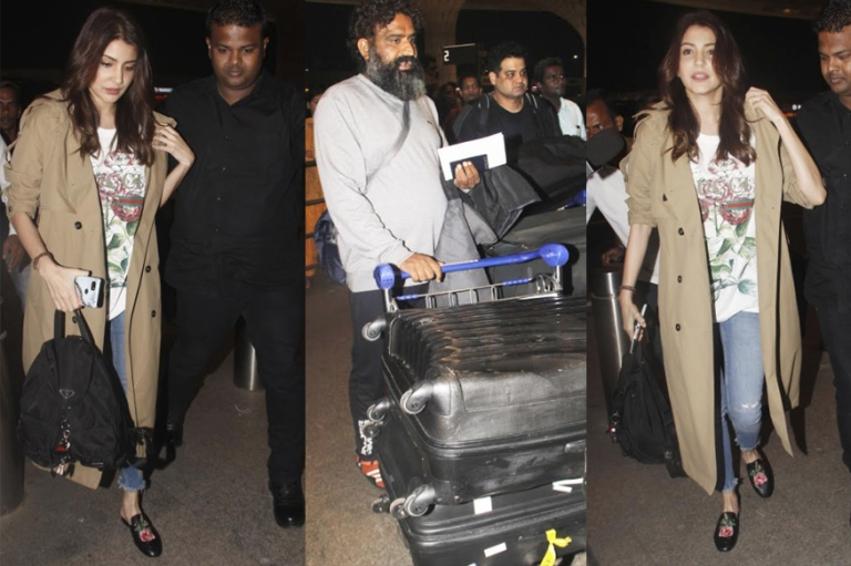 virat kohli anushka sharma wedding marraige milan italy love story cricketer bollywood heroine love story virushka family airport