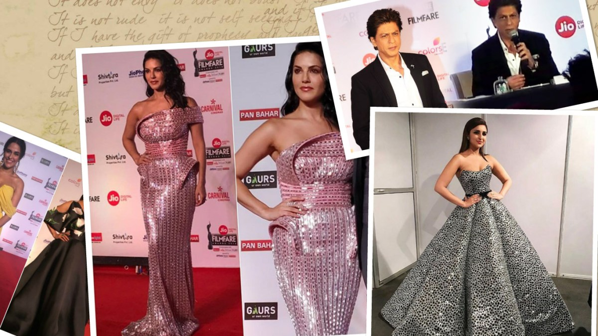 2o worst to best to bizzare dressed Bollywood stars from Jio Filmafare Awards 2018