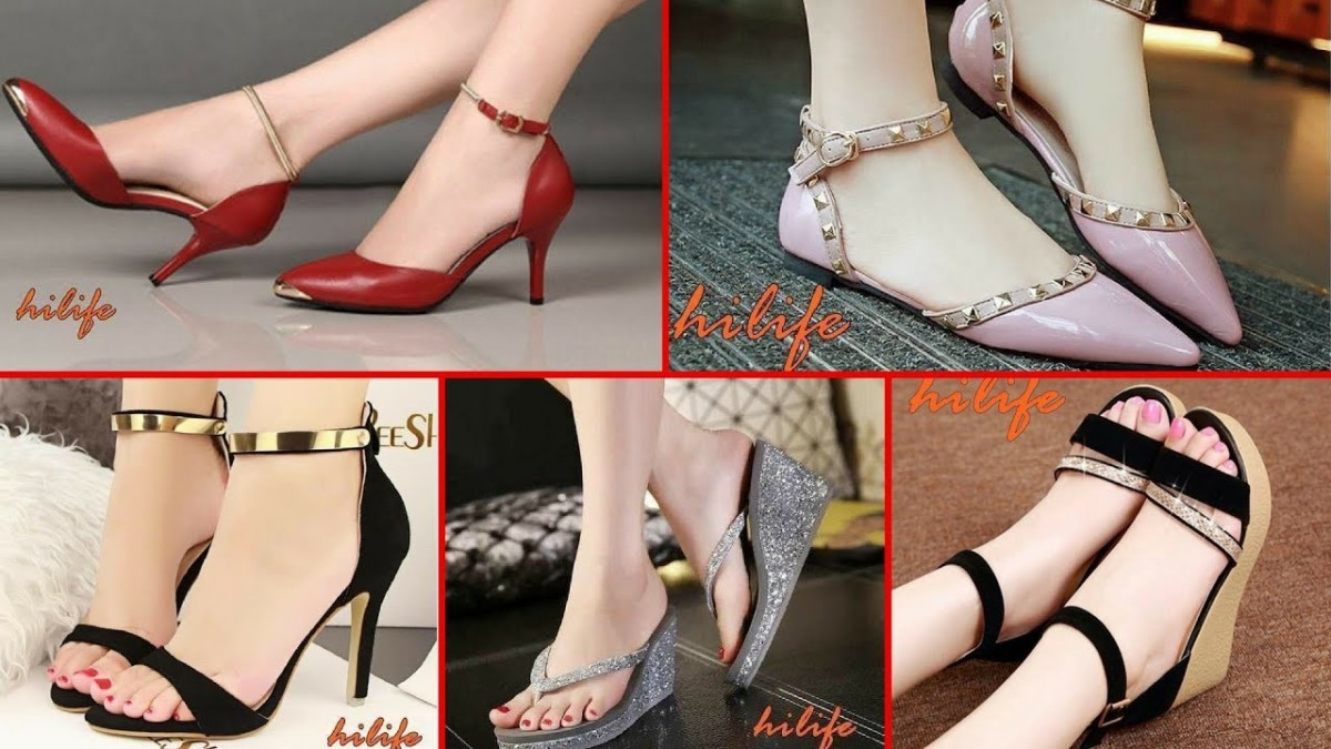 Top 5 Hottest Shoe Trends 2018