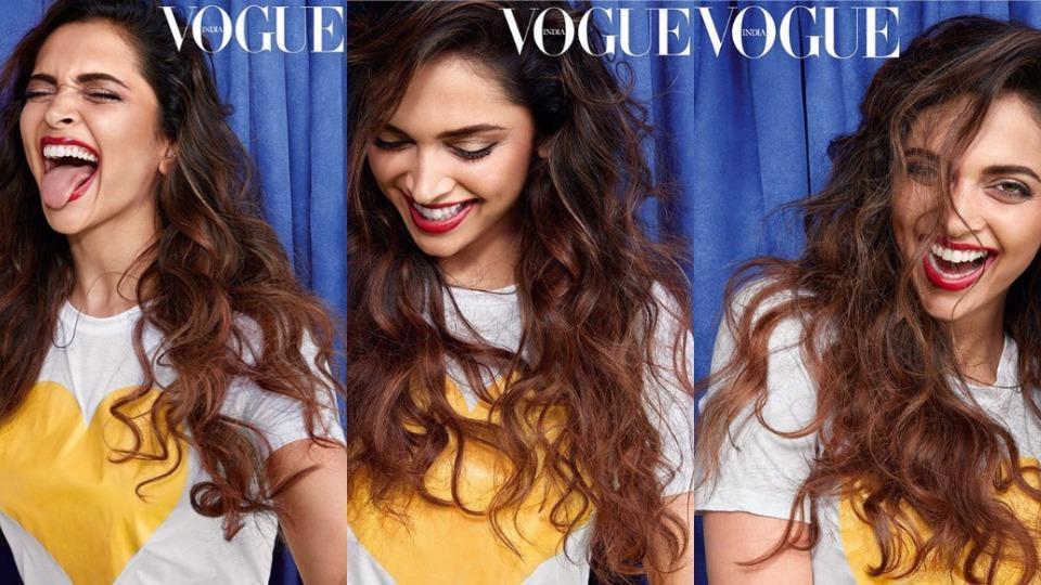 Deepika Padukone photoshoot hd pictures images vogue happy