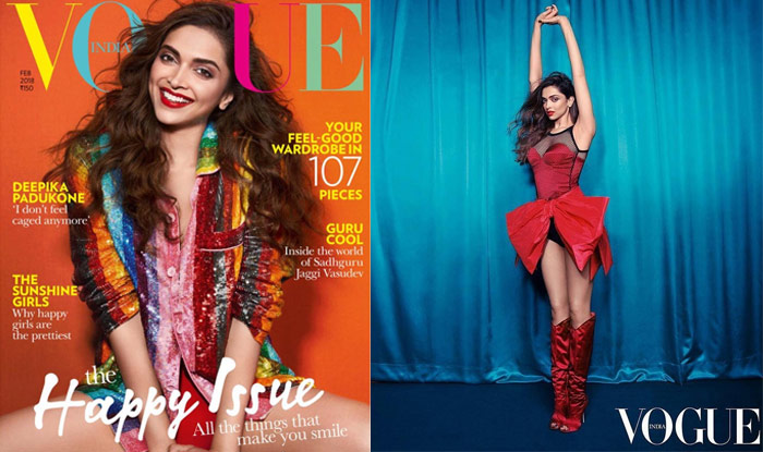 Deepika Padukone photoshoot hd pictures images vogue happy