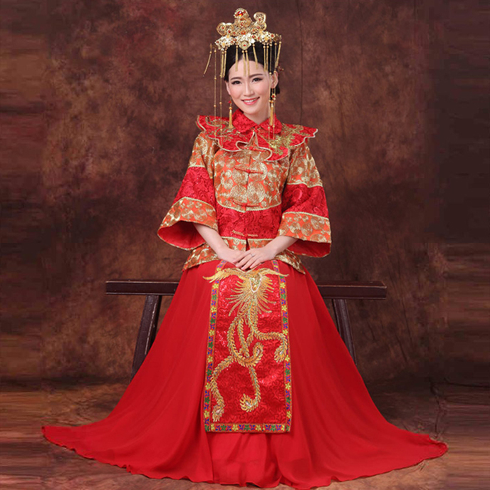 Wedding Gowns In China: The Most Beautiful Brides Around The World