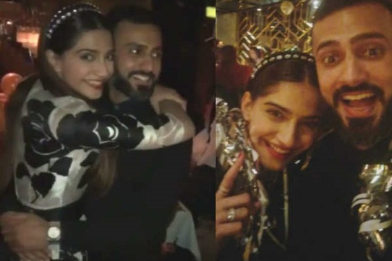 sonam kapoor, aanand ahuja, wedding date venue party anil kapoor wedding outfit Switzerland Geneva couple Bollywood style icon diva