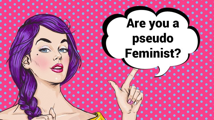 pseudo-feminism, feminism,fake feminism,woman rights movement, feminist she male alpha female lipstick feminism