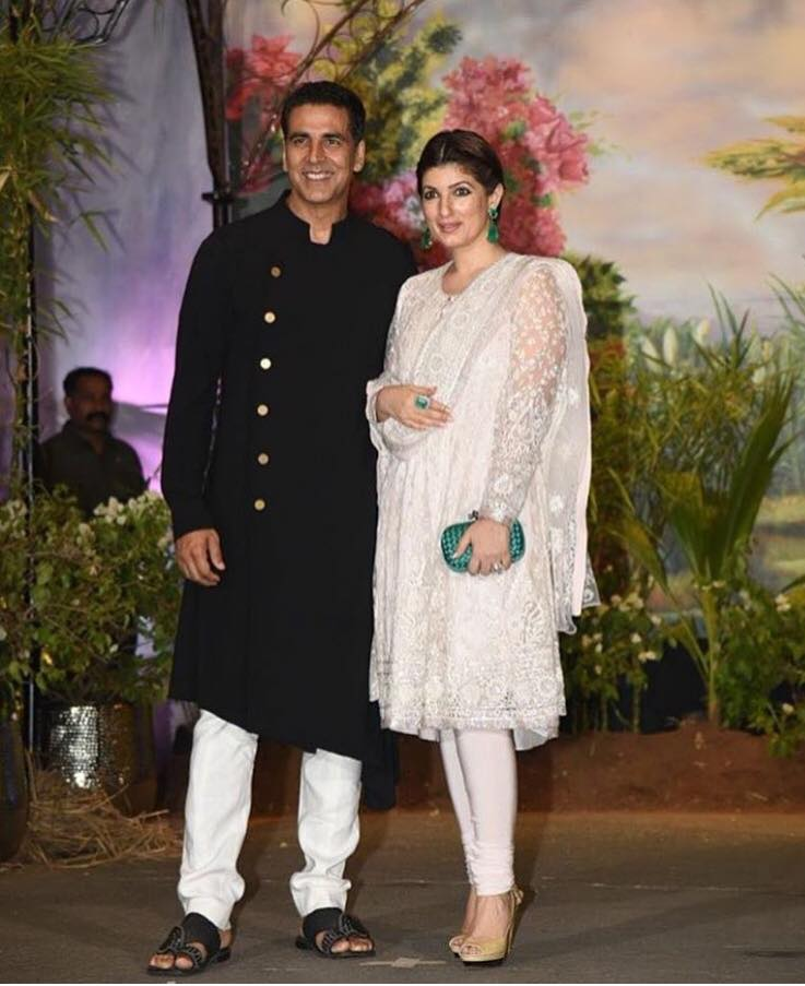 Sonam Kapoor, Ananad Ahuja, Wedding reception Bollywood marriage bride bridal outfts of Sonam Kapoor, Bollywood celebrities, Anil Kapoor, Media, controversy HD pictures