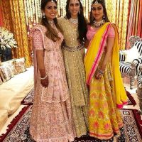 Akash Ambani and Shloka Mehta pre Engagement pictures