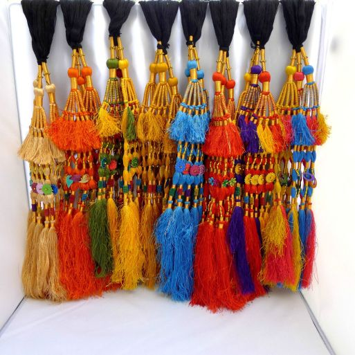punjab Punjabi culture heritage Indian state parandi hair accessory