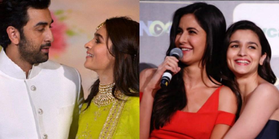 ranbir kapoor and alia bhatt relationship katrina kapoor break up affiar bollywood couple marriage bhramastra